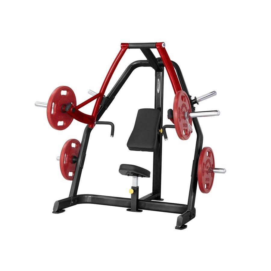 Posilovací stroj na prsa Steelflex - nosnost 120 kg