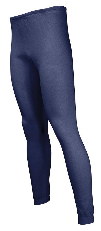 Modré dámské funkční kalhoty Lasting