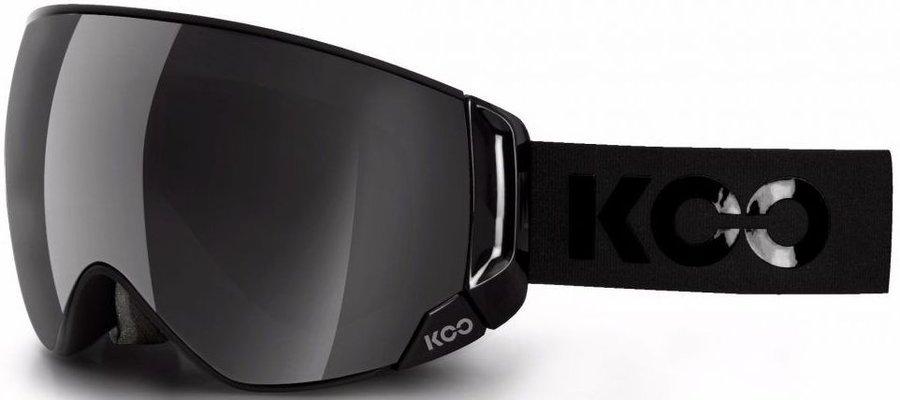 Černé pánské lyžařské brýle KOO