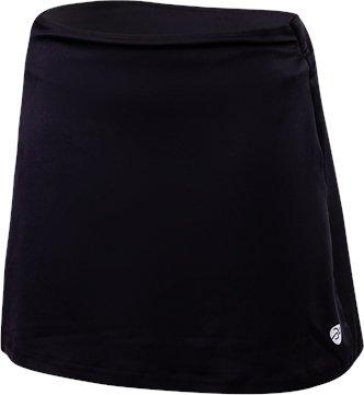 Černá dámská běžecká sukně Klimatex
