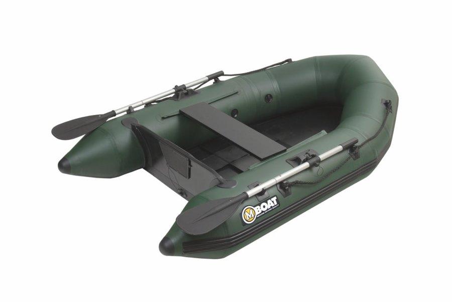 Zelený nafukovací člun Mivardi