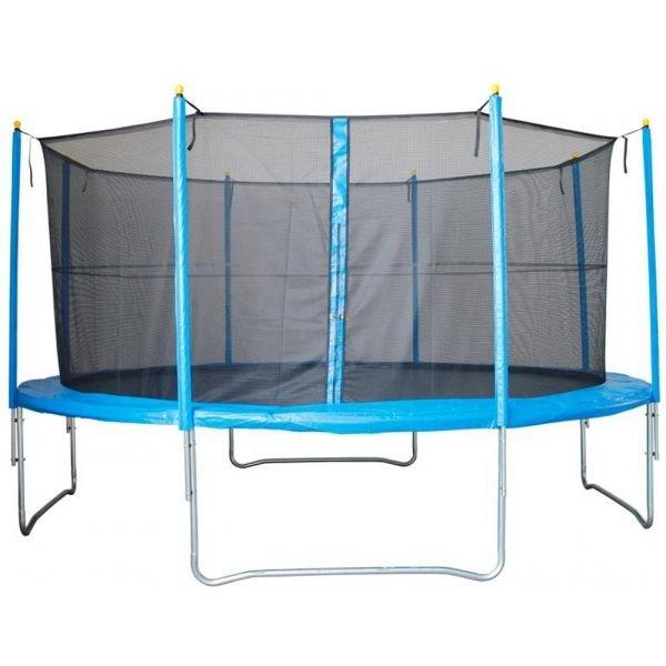 Kruhová trampolína s ochrannou sítí SportTeam - průměr 366 cm