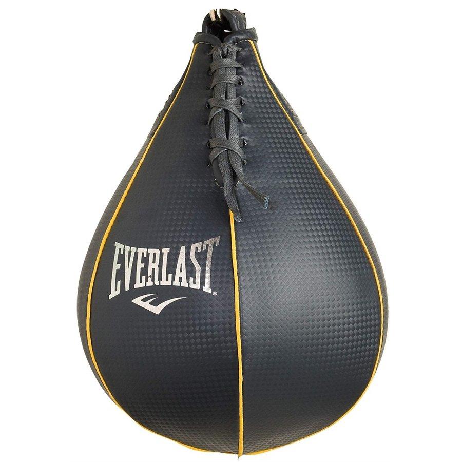 Černá závěsná boxovací hruška Everlast - 0,18 kg