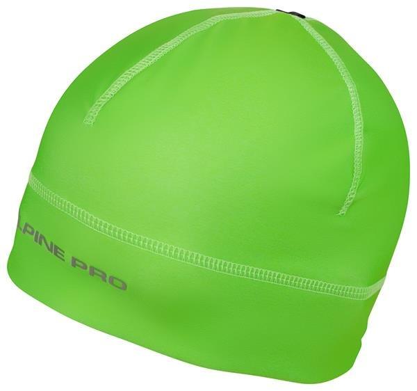 Zelená pánská zimní čepice Alpine Pro - velikost M