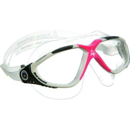 Bílo-červené plavecké brýle Vista Lady, Aqua Sphere