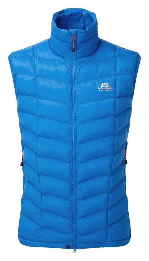 Modrá pánská vesta Mountain Equipment