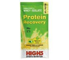 Protein - High5 Protein Recovery 60g Příchuť banán-vanilka