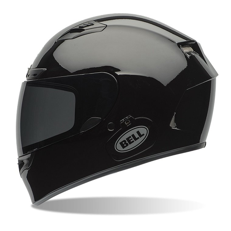 Helma na motorku Qualifier DLX Solid, Bell - velikost 63-64 cm