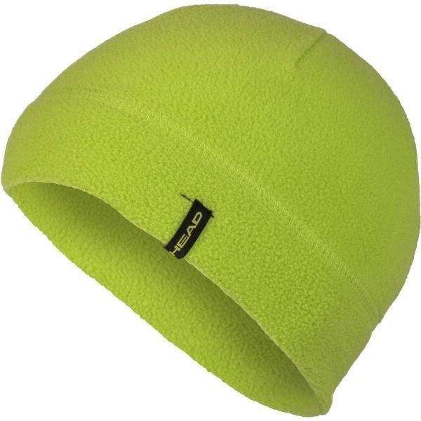 Zelená dětská zimní čepice Head