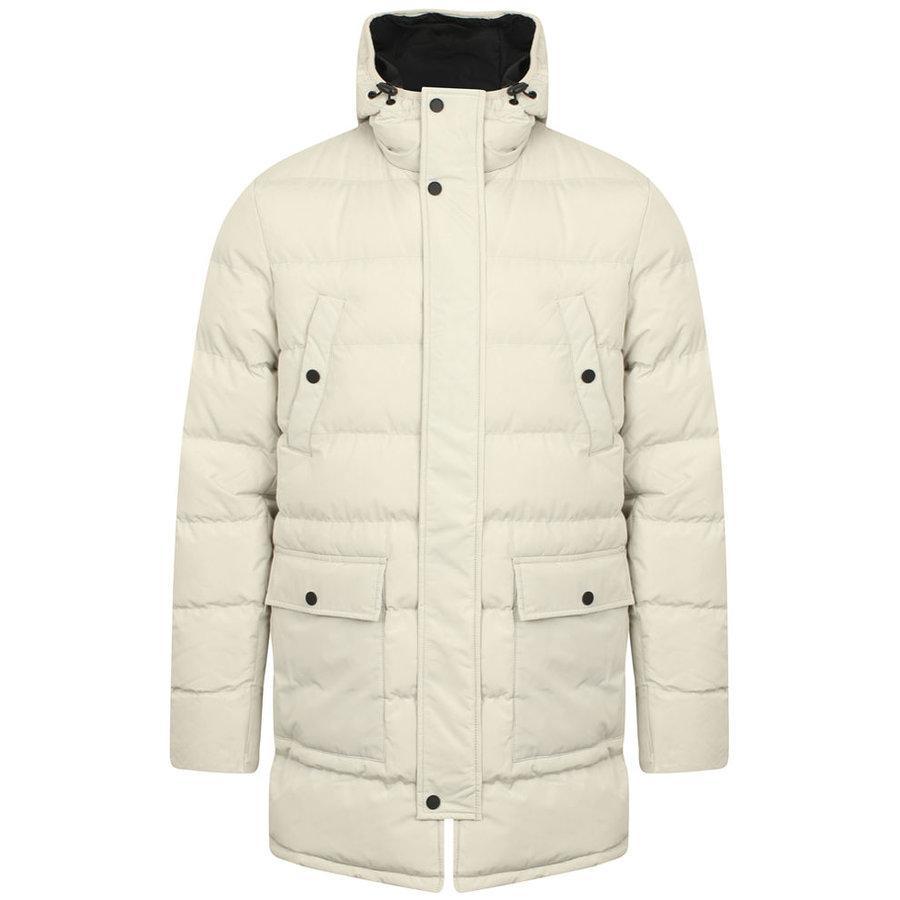 Béžová zimní pánská bunda Tokyo Laundry