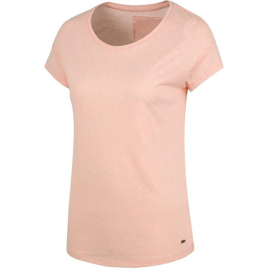 Růžové dámské tričko O'Neill - velikost M