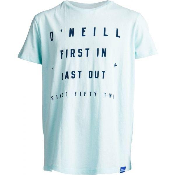 Modré chlapecké tričko s krátkým rukávem O'Neill - velikost 176