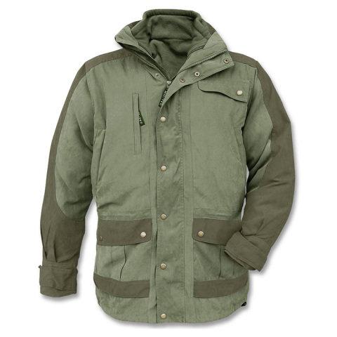 Zelená lovecká bunda MIL-TEC