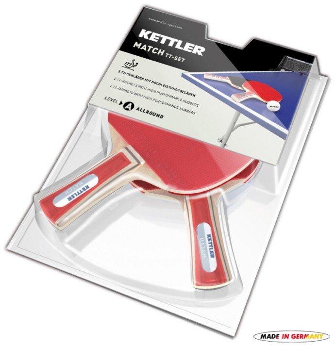 Sada na stolní tenis MATCH TT-SET, Kettler