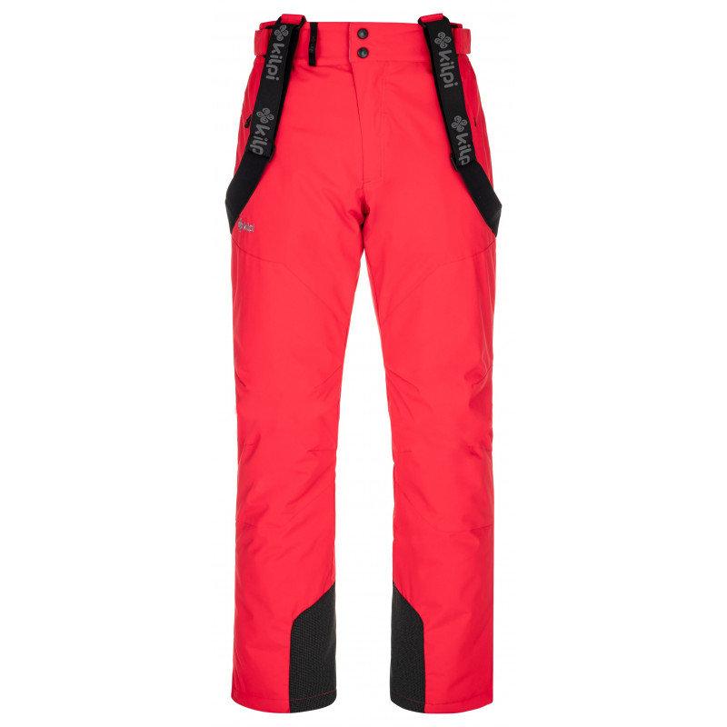 Červené pánské lyžařské kalhoty Kilpi