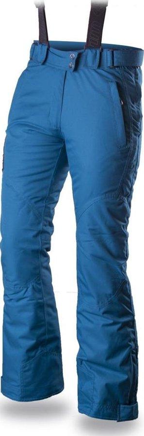 Modré dámské lyžařské kalhoty Trimm