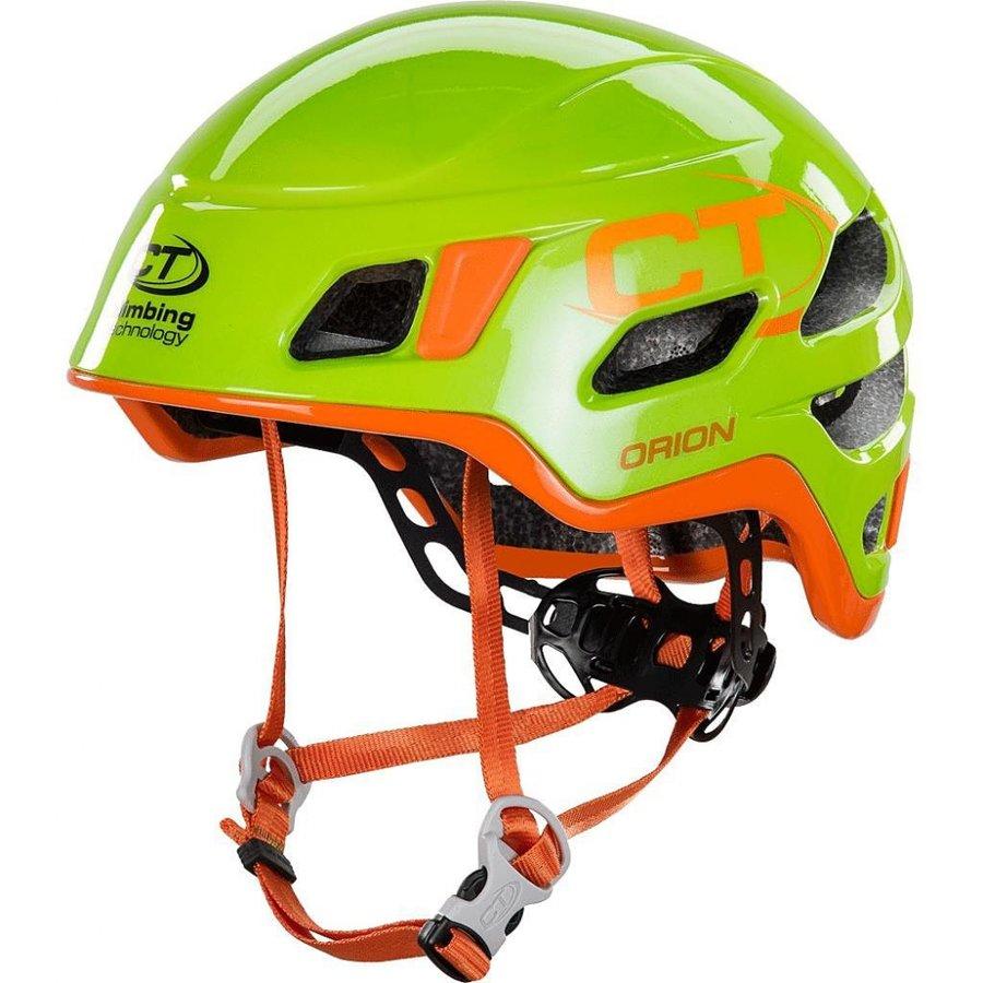 Zelená pánská horolezecká helma Orion, Climbing Technology