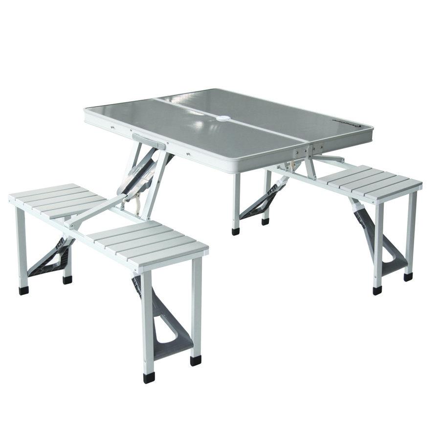 Kempingová sada nábytku King Camp 1x stůl, 4x židle