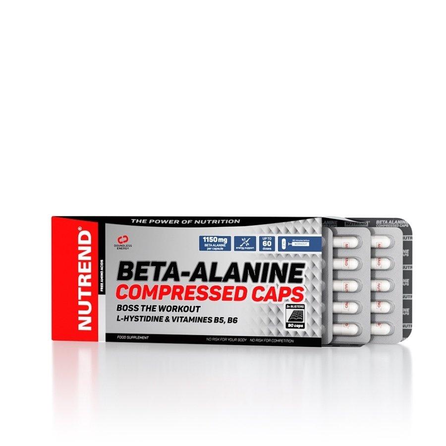 Beta-Alanin Nutrend - 90 ks