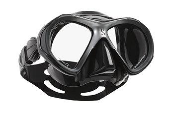 Potápěčská maska - Maska potápěčská Spectra MINI Scubapro, černá - šedá