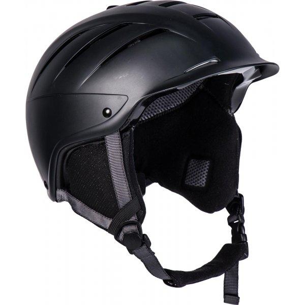 Černá lyžařská helma Atomic