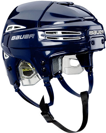 Hokejová helma - BAUER RE-ACT 100 SR černá S (52-56 cm)