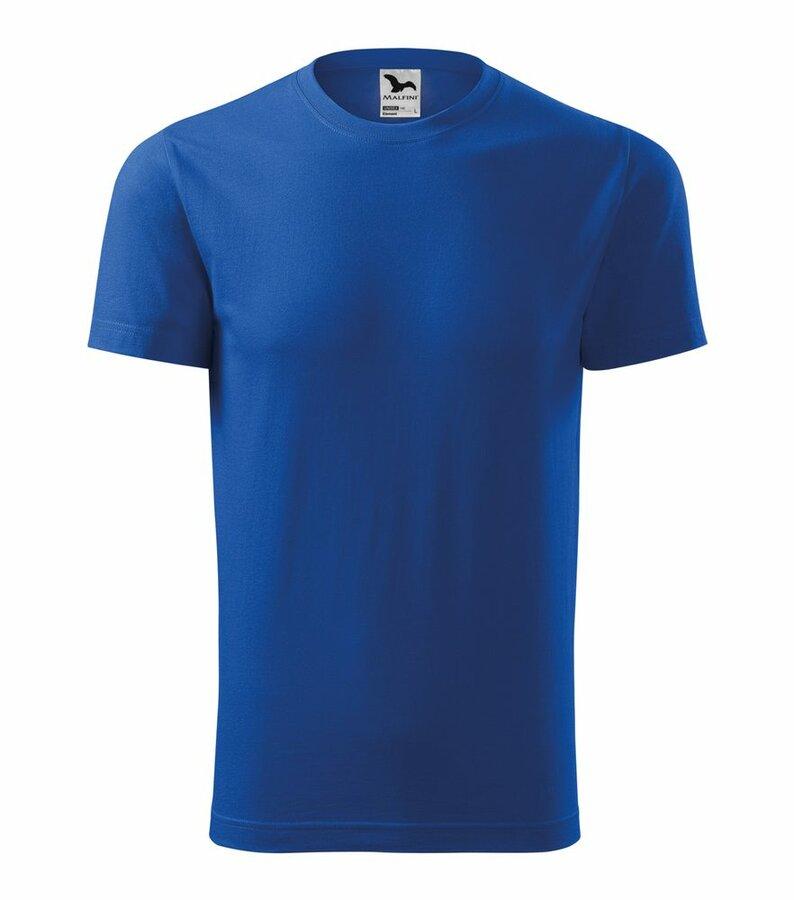 Modré tričko s krátkým rukávem Adler - velikost S