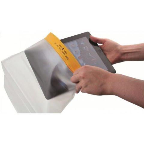 Vodotěsné pouzdro - Pouzdro vodotěsné na krk 270 x 340 mm ŽLUTÉ