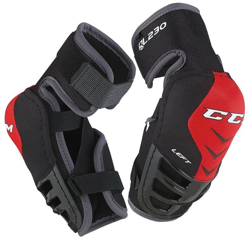Hokejový chránič loktů - Lokty CCM QuickLite QLT 230 Senior Velikost: L