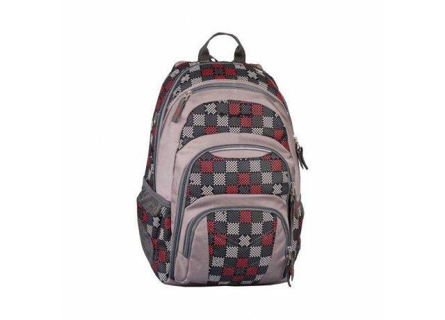 Batoh - Školní batoh BAGMASTER COLIN 0114 B