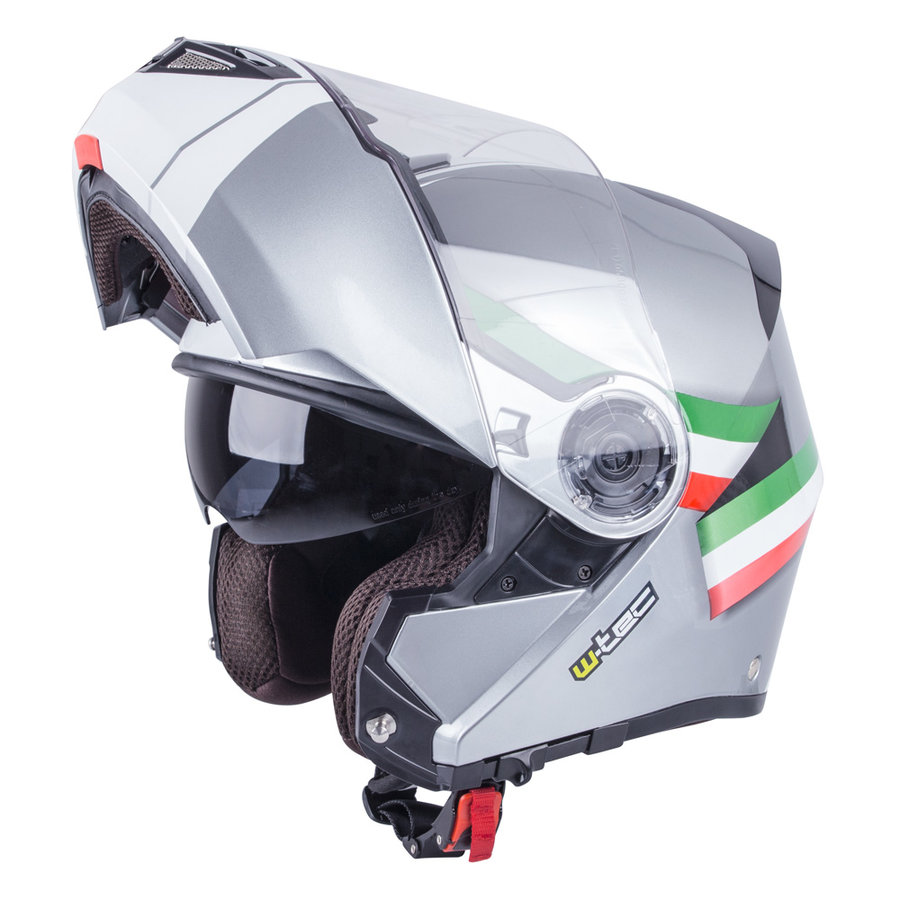 Helma na motorku V270, W-TEC - velikost 55-56 cm