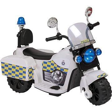 Dětská elektrická tříkolka - EVO Policejní tříkolka(1437255)