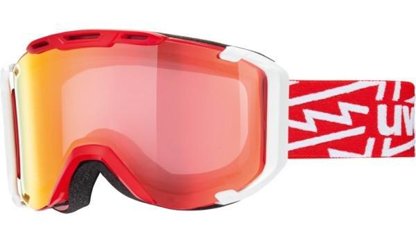 Lyžařské brýle - Uvex Snowstrike Vm Red