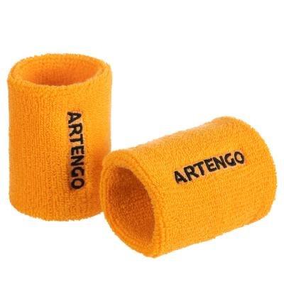 Žluté tenisové potítko Artengo - 1 ks