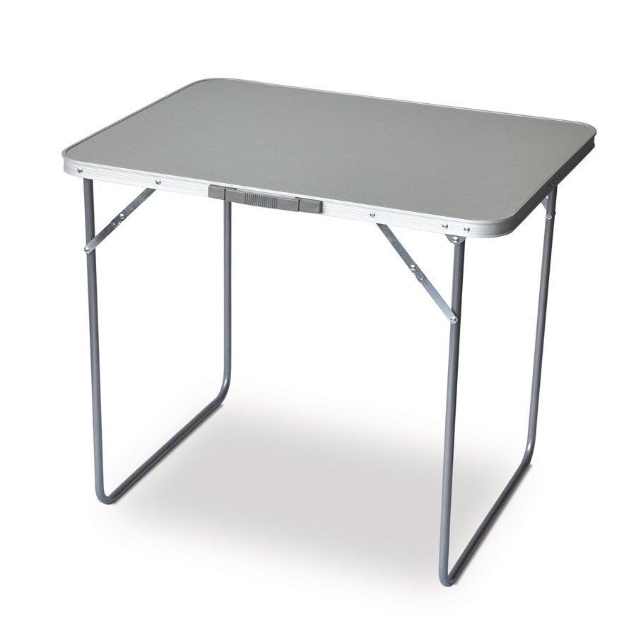 Rozkládací kempingový stůl Pinguin - délka 80 cm, šířka 60 cm a výška 69 cm