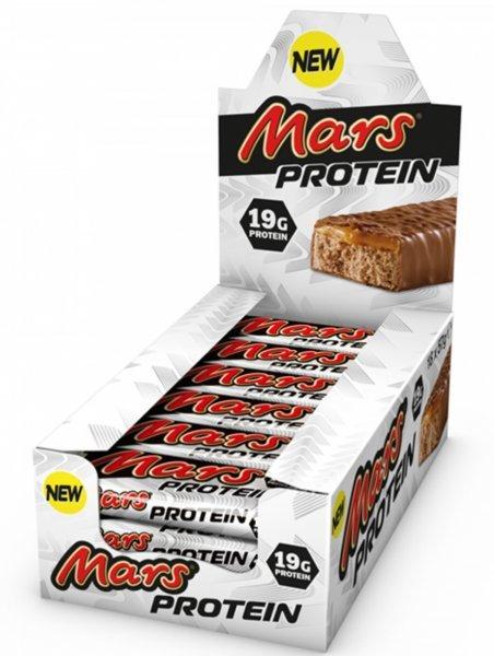 Proteinová tyčinka - MARS Proteinová tyčinka - Mars 57g x 18ks