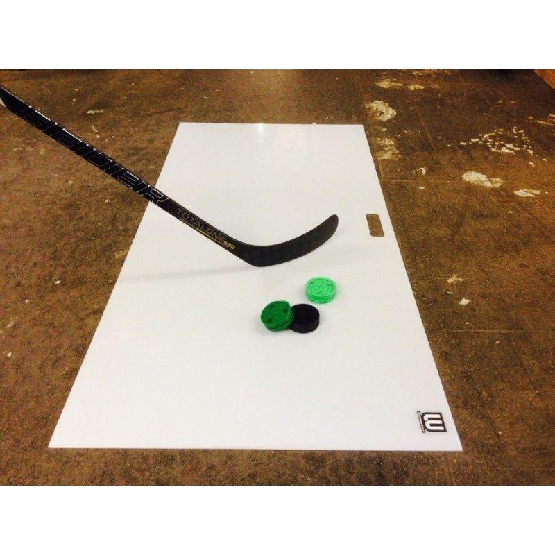 Hokejová střelecká deska - Střelecká deska Winnwell Shooting Pad PRO Velikost: 1,5 x 0,75 m