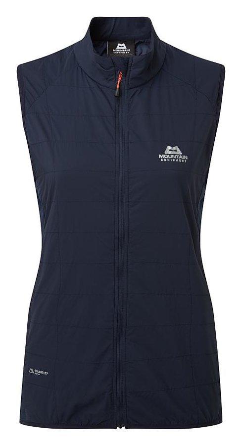 Modrá dámská vesta Mountain Equipment