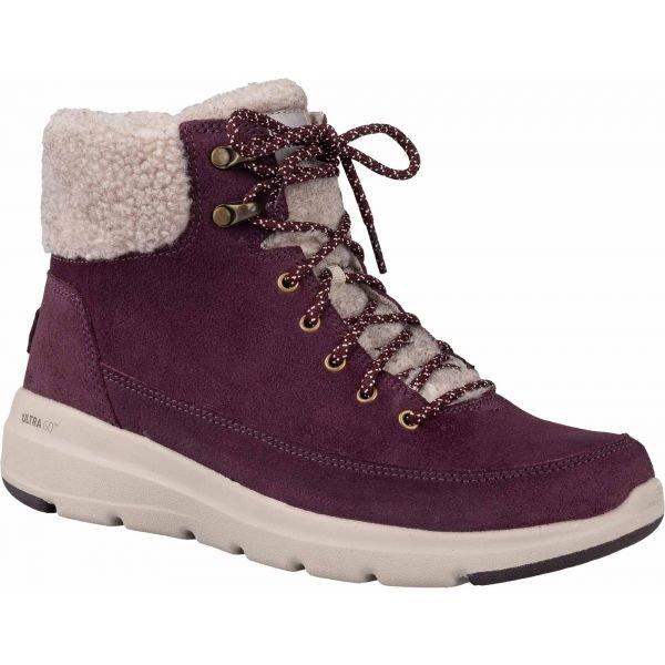 Dámské zimní boty Skechers