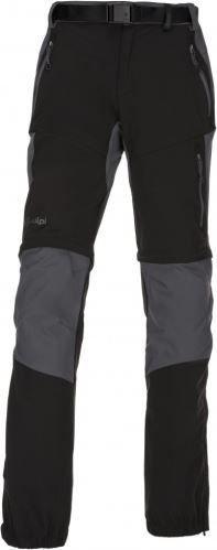 Černé dámské turistické kalhoty Kilpi