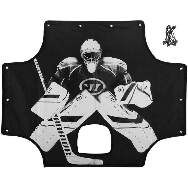 Střelecký hokejový terč - Warrior HOKEJOVY TERC GOLMAN NS - Hokejový terč