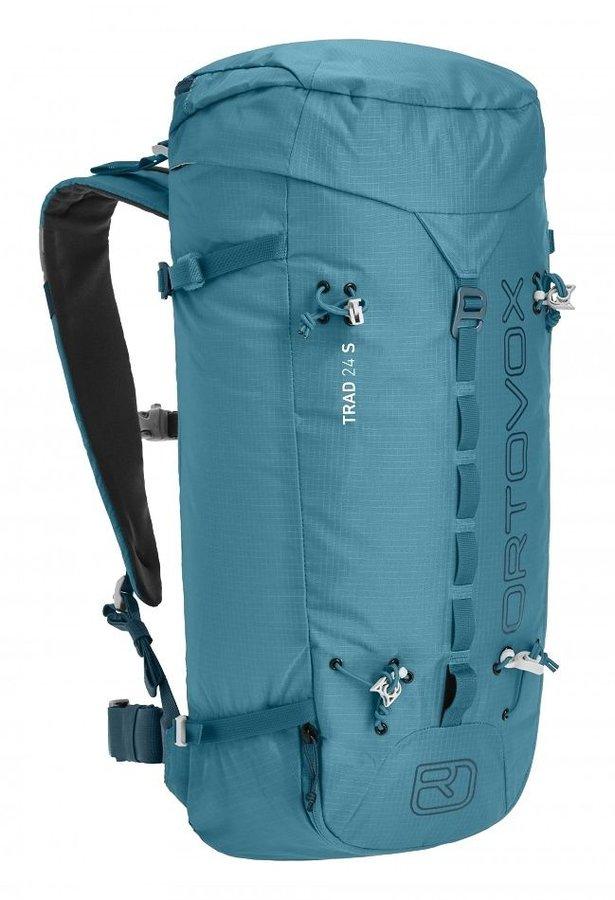 Modrý horolezecký batoh Ortovox - objem 24 l