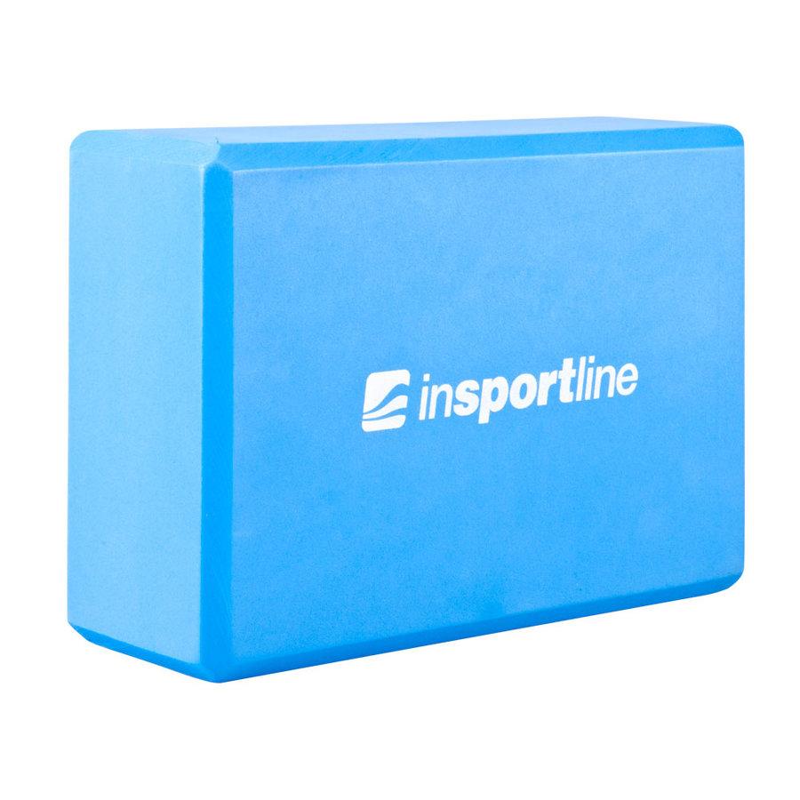 Fialovo-modrý set na jógu inSPORTline