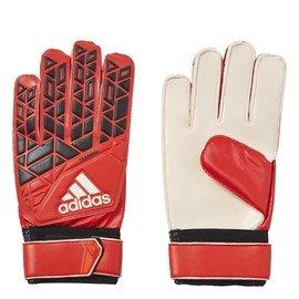 Černo-červené brankářské fotbalové rukavice ACE TRAINING, Adidas