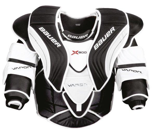 Brankářská hokejová vesta (intermediate) Vapor X900, Bauer - velikost M