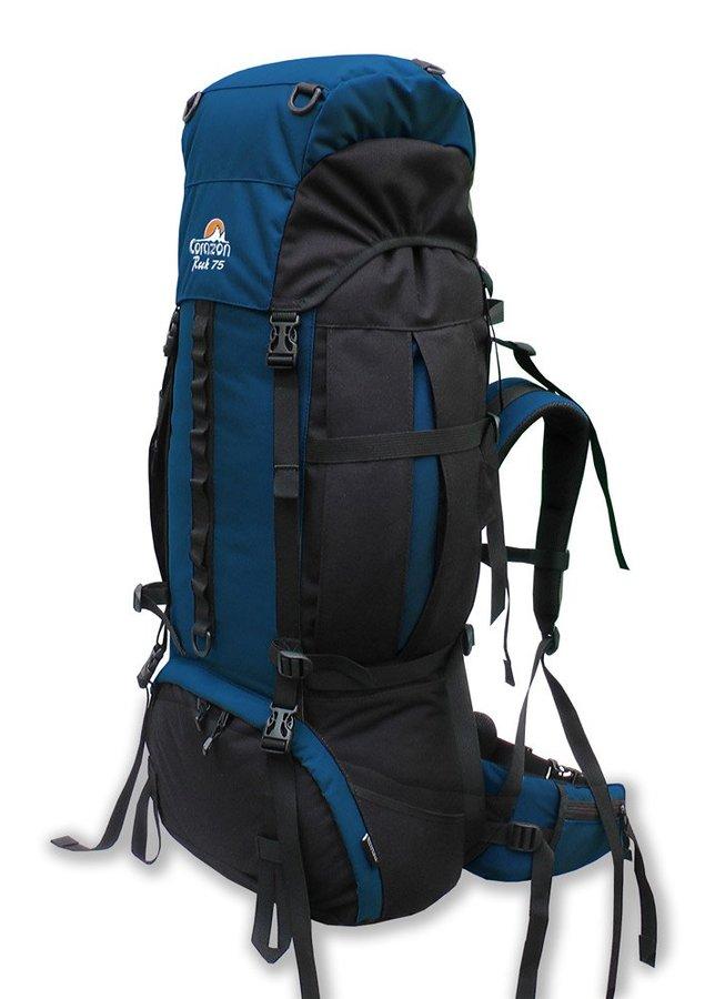 Batoh - Corazon batoh Rock 75 Barva: tmavě modrá/černá
