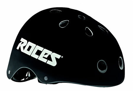 Černá cyklistická helma MET - velikost 48-52 cm