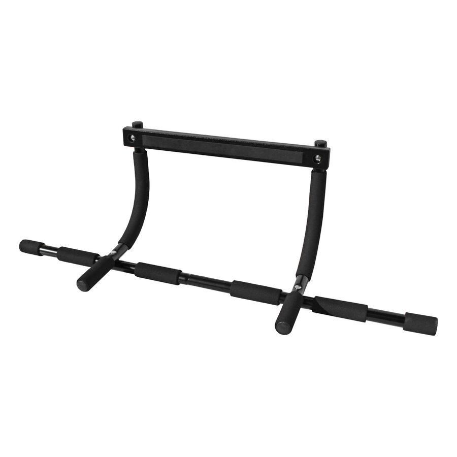 Samovzpěrná závěsná dveřní hrazda Master - nosnost 130 kg