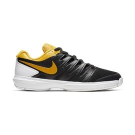 Černá pánská tenisová obuv Air zoom prestige hc, Nike - velikost 47 EU