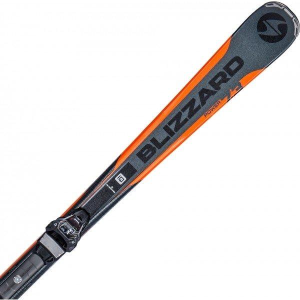 Pánské lyže Blizzard - délka 160 cm